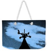 Spooky Silhouette Weekender Tote Bag by Al Powell Photography USA