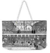 Sports: Gymnastics, 1859 Weekender Tote Bag