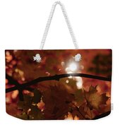 Spotlight On Fall Weekender Tote Bag