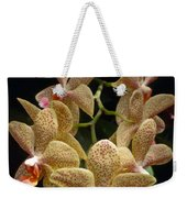 Spotted Orchids Weekender Tote Bag