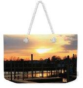 Spreading Sun Weekender Tote Bag