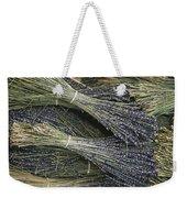 Sprigs Of Lavender, Provence Region Weekender Tote Bag