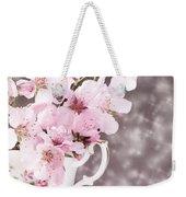 Spring Blossom Weekender Tote Bag by Amanda Elwell