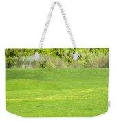 Spring Farm Landscape In Maine Weekender Tote Bag by Keith Webber Jr