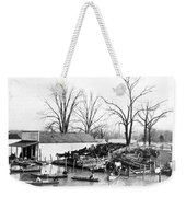 Spring Flood, 1903 Weekender Tote Bag