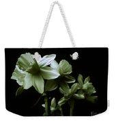 Spring Form Weekender Tote Bag