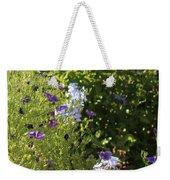 Spring Garden 2 Weekender Tote Bag