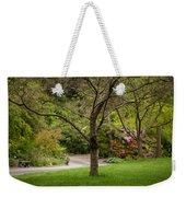 Spring Garden Landscape Weekender Tote Bag