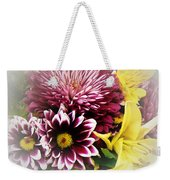 Spring Mix Weekender Tote Bag