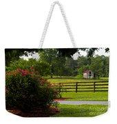 Spring Ranch Weekender Tote Bag
