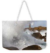 Spring Tide Weekender Tote Bag