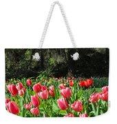 Spring Tulips 1 Vertical Weekender Tote Bag