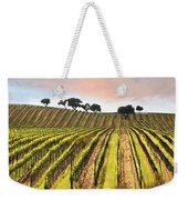 Spring Vineyard Weekender Tote Bag