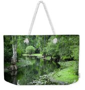 Springtime On The Lake Weekender Tote Bag