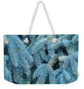 Spruce Conifer Nature Art Prints Trees Weekender Tote Bag