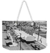 Spruce Goose Wing On The Move Weekender Tote Bag