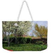 Sprung Spring Weekender Tote Bag