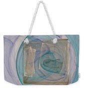 Squared Weekender Tote Bag