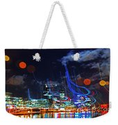 Squiggles Weekender Tote Bag