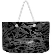 Squirm For The Norm  Weekender Tote Bag by Jerry Cordeiro