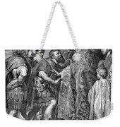 St. Ambrose & Theodosius Weekender Tote Bag