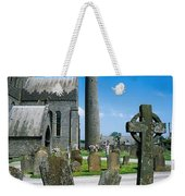 St. Canices Cathedral, Kilkenny City Weekender Tote Bag