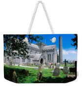 St Canices Cathedral &, Round Tower Weekender Tote Bag
