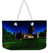 St Davids Cathedral Pembrokeshire Glow Weekender Tote Bag