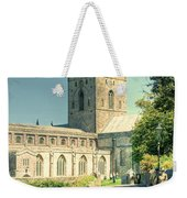 St Davids Cathedral Pembrokeshire Lomo Weekender Tote Bag