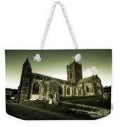 St Davids Cathedral Weekender Tote Bag