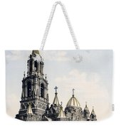 St. Demitry Church - Charkow - Ukraine - Ca 1900 Weekender Tote Bag