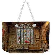 St Dyfnog Church Weekender Tote Bag