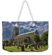 St Edmund King And Martyr Southwold Weekender Tote Bag