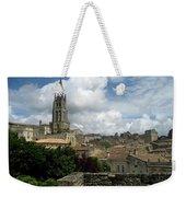 St Emilion Village Weekender Tote Bag
