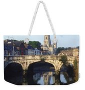 St. Finbarres Cathedral, Cork, Co Cork Weekender Tote Bag