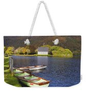 St. Finbarres Oratory And Rowing Boats Weekender Tote Bag