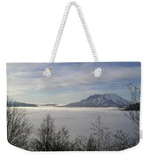 St Helens Above Clouds Weekender Tote Bag