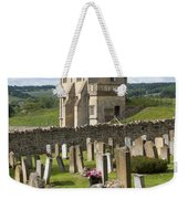 St James Church Graveyard Weekender Tote Bag