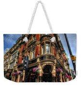 St James Tavern - London Weekender Tote Bag