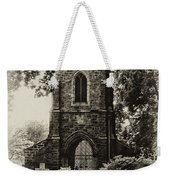 St James The Less - East Falls Philadelphia Weekender Tote Bag