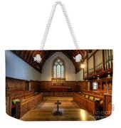 St John's Church Altar - Filey  Weekender Tote Bag