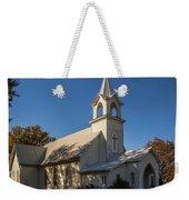 St. John's Lutheran Church Weekender Tote Bag