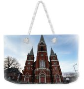 St. Josaphat Roman Catholic Church Detroit Michigan Weekender Tote Bag by Gordon Dean II