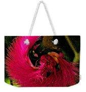 St Kitts Flora Weekender Tote Bag