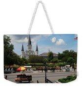 St. Louis Cathedral Weekender Tote Bag
