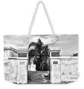 St Louis Cemetery Gate - New Orleans Weekender Tote Bag