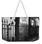 St Louis Cemetery Number One Tombs And Wrought Iron Weekender Tote Bag