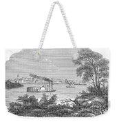 St. Louis, Missouri, 1847 Weekender Tote Bag