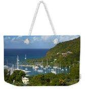 St Lucia Weekender Tote Bag