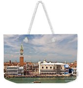 St. Marks Square Venice Weekender Tote Bag